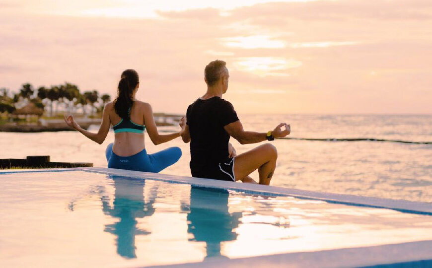 How Spas Are Celebrating National Yoga Month