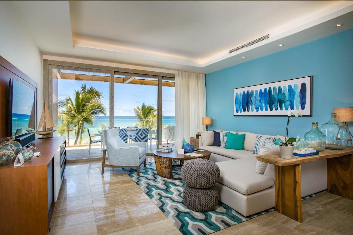 Beachfront Two Bedroom Suites